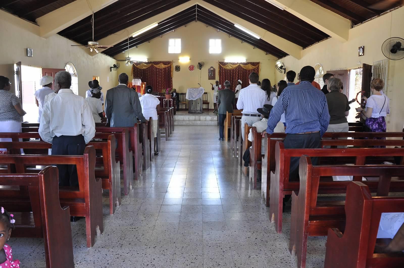 Green Island Church